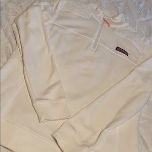 VV white shep shirt